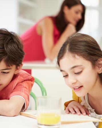 Como ayudar a su hijo a triunfar en la escuela – parte 1